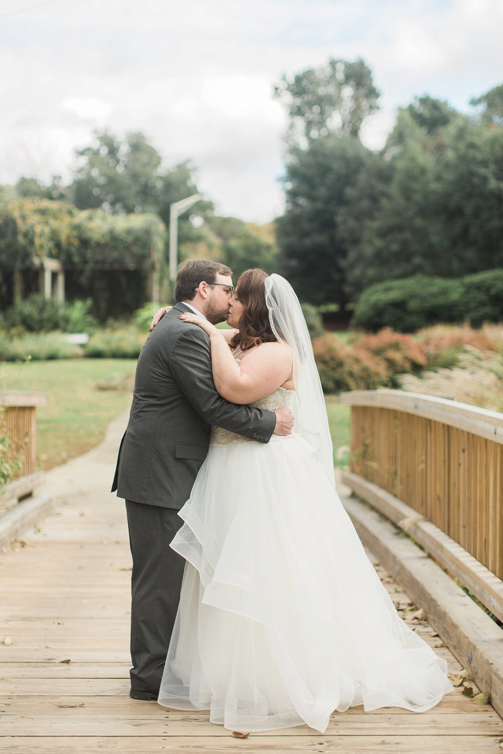 Greensboro Arboretum Wedding