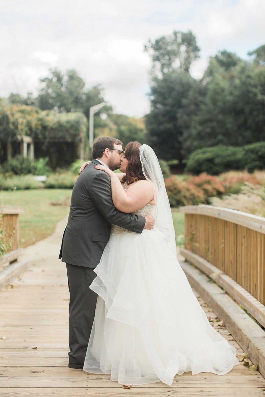 Greensboro Arboretum Wedding