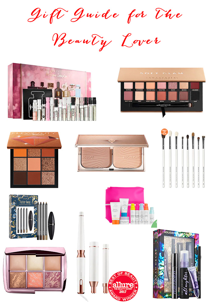 Christmas Gift Guide for the Beauty Lover