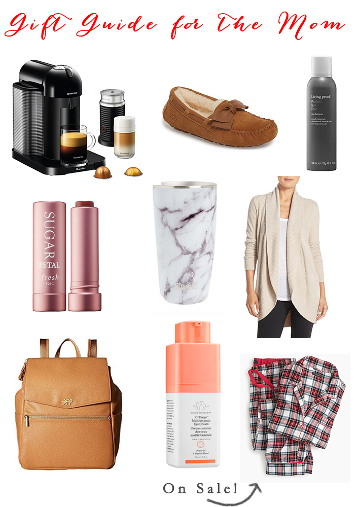 Christmas Gift Guide for Young Mom