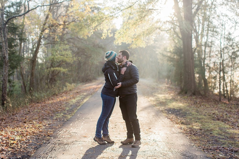 Greensboro Engagement Session