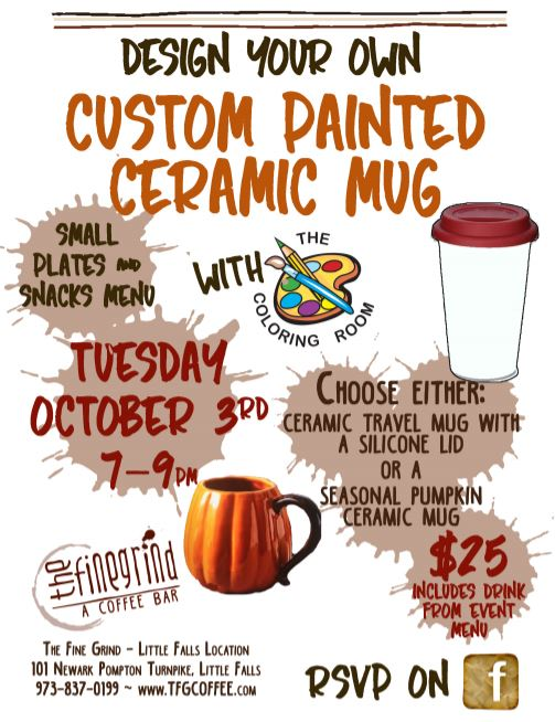 Ceramic mug painting night 10-17.JPG