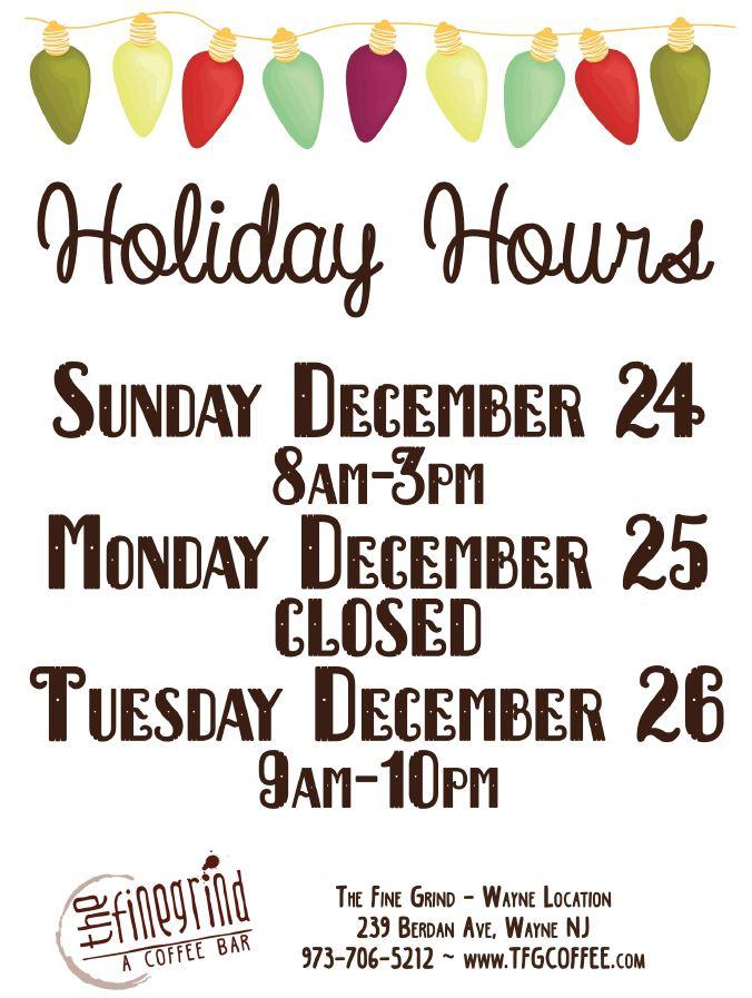 Christmas Hours Wayne jpg.JPG