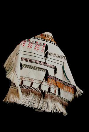 Tlingit Dancing Robe, 1999; photo courtesy Chris Arend