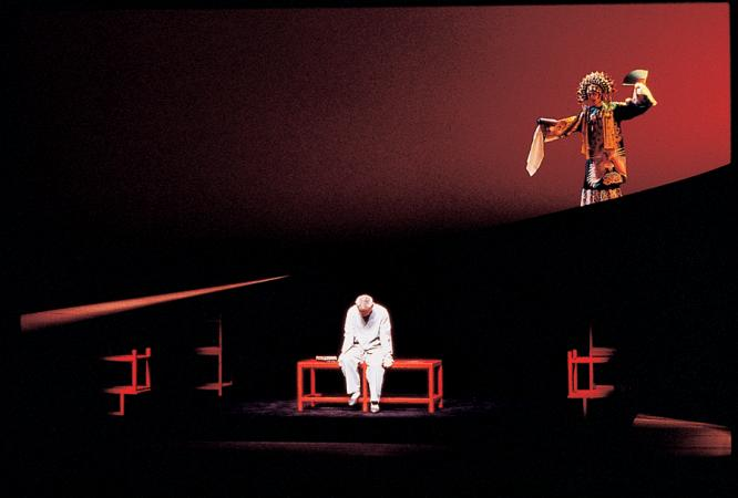 M. Butterfly, 1988; photo courtesy Eiko Ishioka