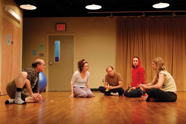 Circle Mirror Transformations, 2009; photo credit Sam Gold