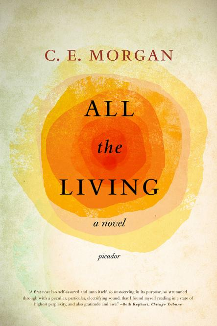All the Living, 2009; cover art Philip Pascuzzo; photo courtesy Picador