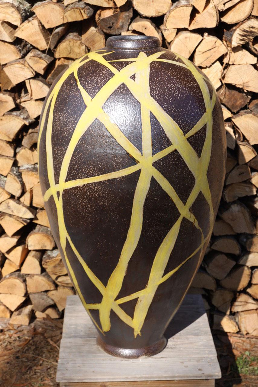 Large Egg Vase