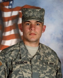 George Dulebohn   E-2 Out of boot  Foothill High  U.S. Army 2008 - Artillery
