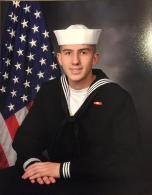 SN Blake Klein  HMSN-Hospital Medic (Corpsmen)  2014-2015