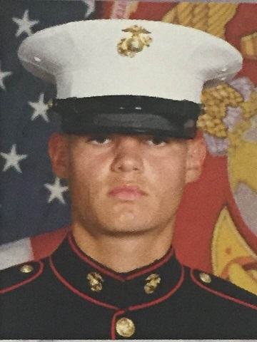 PRIVATE FIRST CLASS JACOB FARIAS  USMC GRADUATION 2018  EL TORO BATTALION 2012-2015