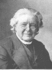 L. L. Langstroth, inventor of the Langstroth hive.