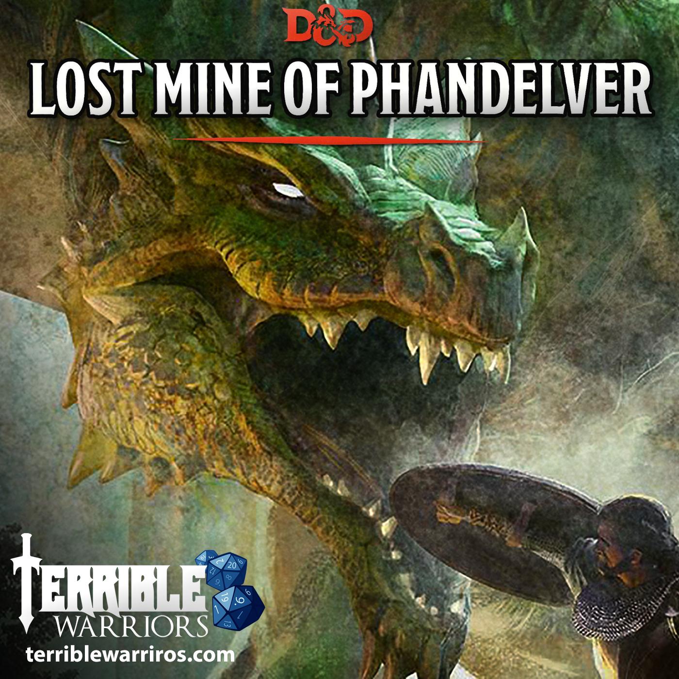 D&D - Lost Mine of Phandelver - Episode 02 — Terrible Warriors