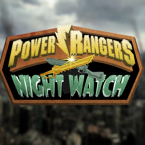 Power Rangers Night Watch - Terrible Warriors — Terrible