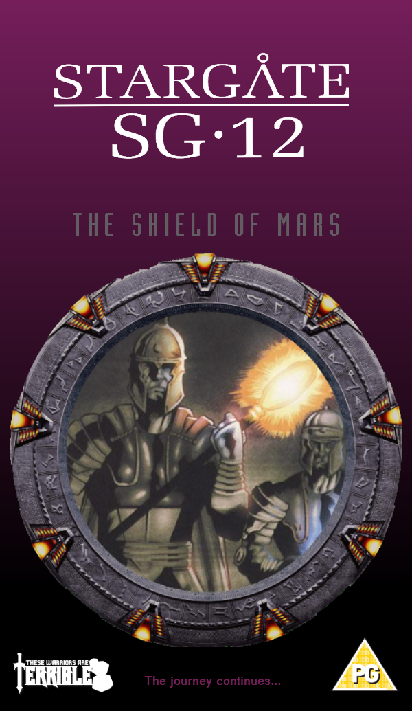 Stargate SG-12 by Chroniton EighteenNinety - From Stargate SG-12: The Shield of Mars