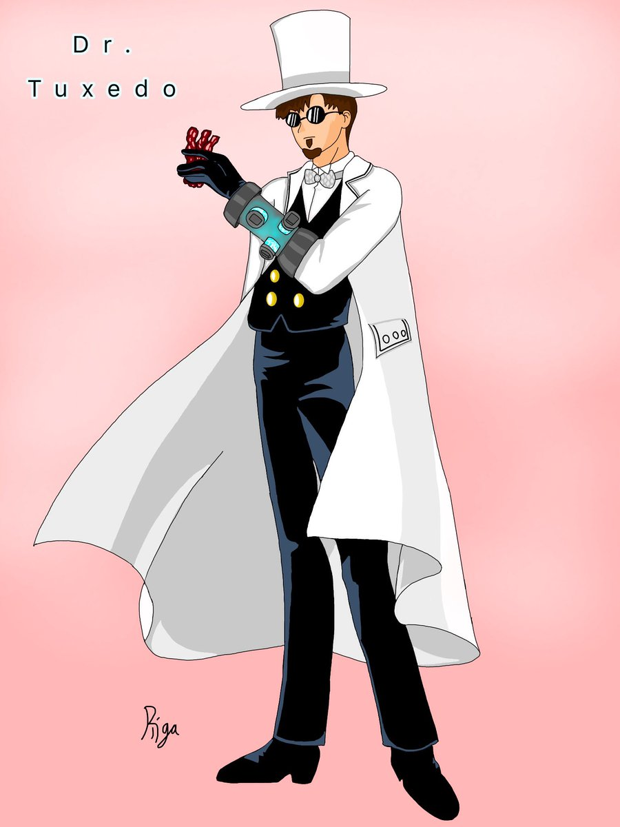 Doctor Tuxedo by Riga  - From Sailor Moon: Thunderheart