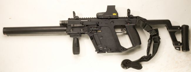 ARMSLIST - For Sale: Kriss Vector Carbine .45 acp