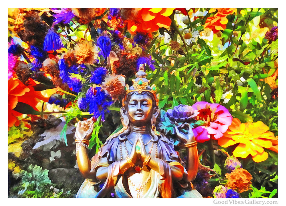 buddha-art-paintings-photos-statues-zen-garden-tao-art-nature-photography-fine-art-print-poster-buddhism-buddha-in-the-garden-radiate-goodness-good-vibes-gallery