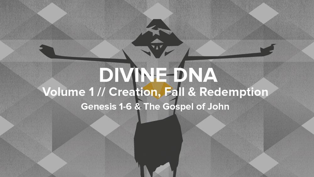 VOLUME 1 - DIVINE DNA