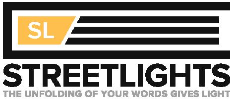 Streetlights Spanish Psalms Audio Book — STREETLIGHTS