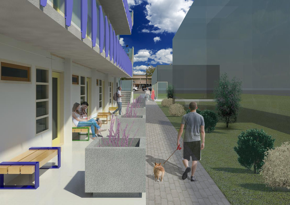 Rendered Walk Way - Updated with people.jpg