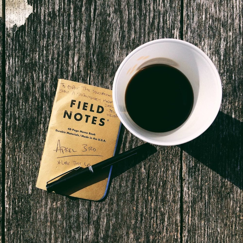 Field Notes are Perfect for any Trip