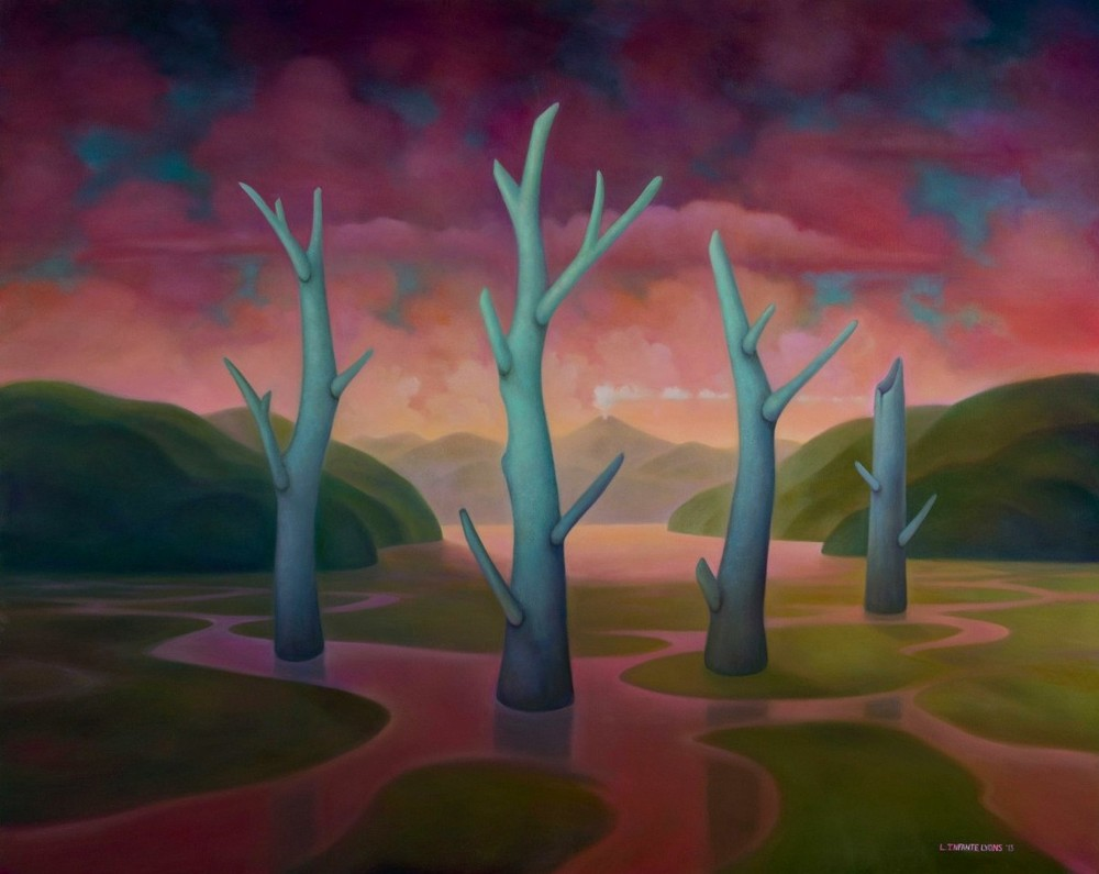 Ghost Forest     Lind Infante Lyons