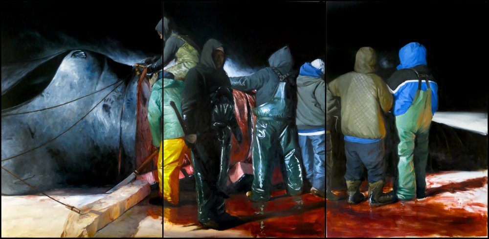 The Whale as a Dish Fall Hunt   |   David Pettibone