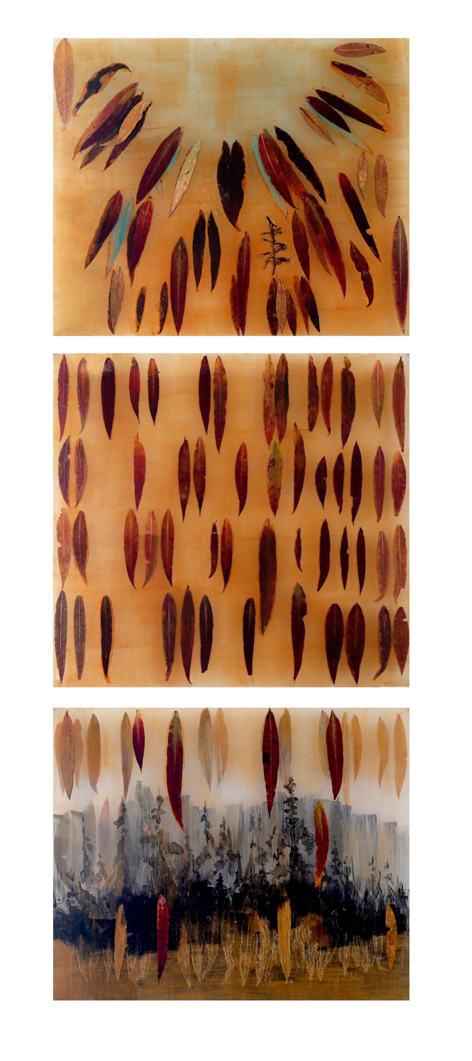 """""""Fireweed Birthing Mantle"""" By Sheryl Reily"""