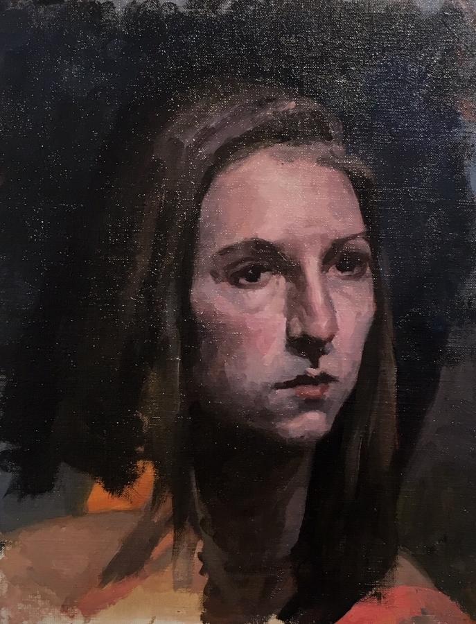 """Tracy"" by Karl Koett"