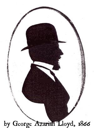 Victorian Silhouette Portrait 72514 | DFILES
