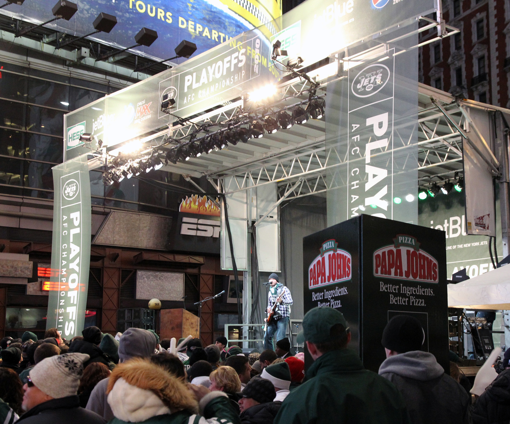 Times Square stage.JPG