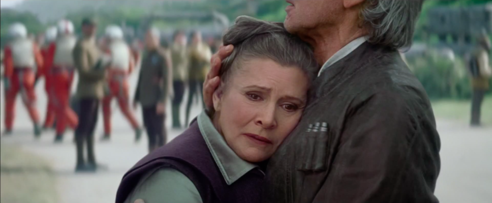 Image 32 - Leia's Not Too Happy