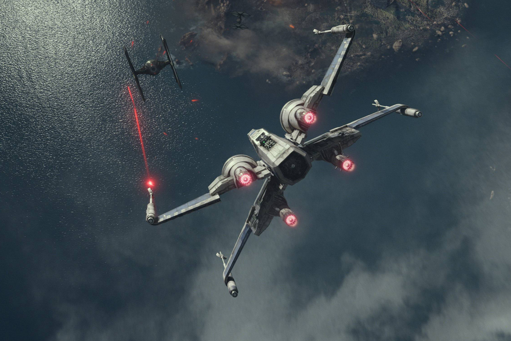 Star Wars: Episode 7 Theatrical Trailer // Oct 2015 Photo Credit: Lucasfilm