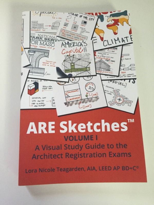 ARESketches Book Image Credit // Lora Teagarden