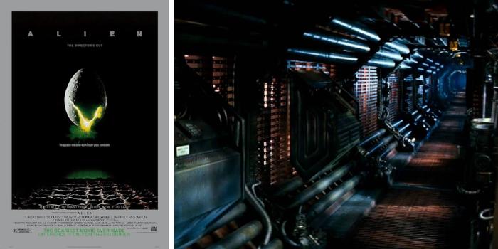 Alien // 1979 Via Twentieth Century Fox
