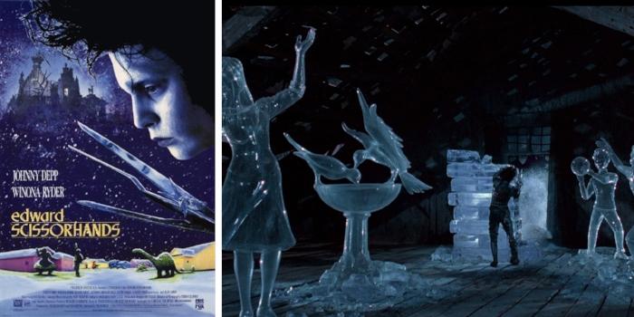 Edward Scissorhands // 1990 Via Production Company