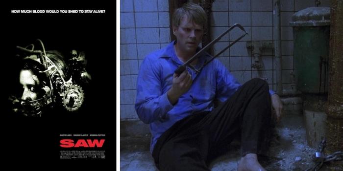 Saw // 2004 Via Lionsgate