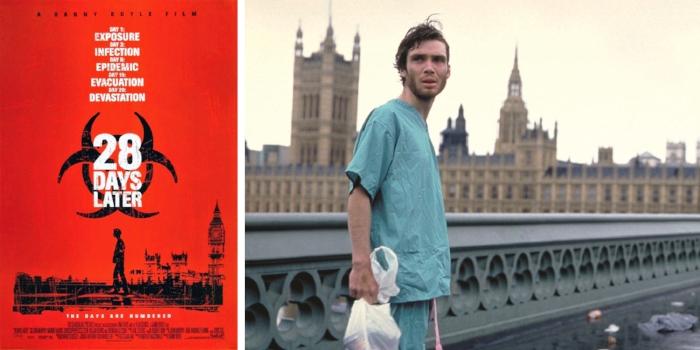 28 Days Later // 2002 Photo Credit: Twentieth Century Fox