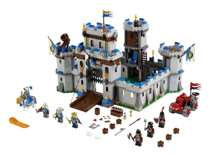 LEGO KING'S CASTLE / VIA AMAZON