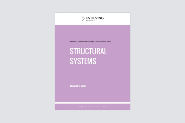 "Evolving Architect // ""Intro to the A.R.E. / Structural Systems"""
