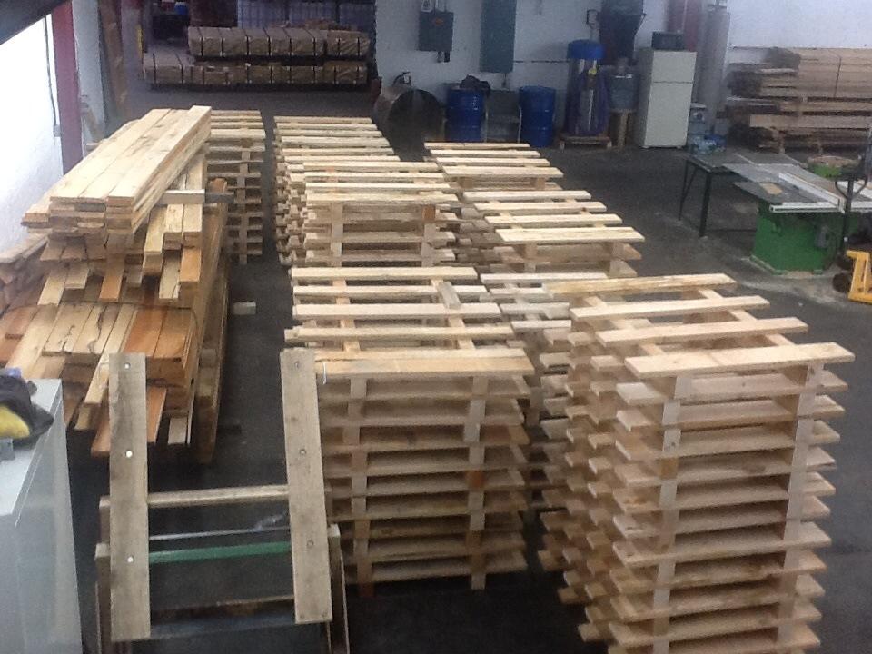 Oak Wood 2-Way Skids