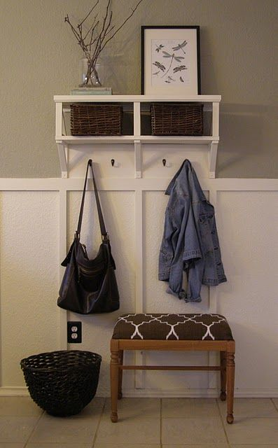 Mini Mudroom 3- Sadie Road