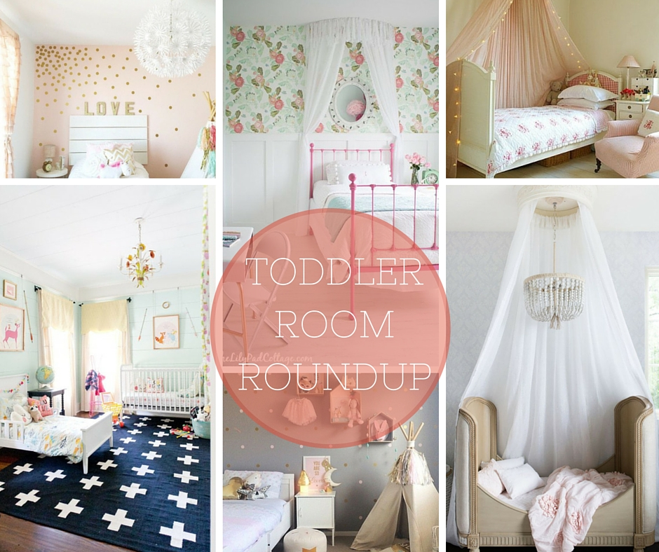 Toddler Room Roundup