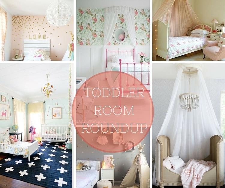 Sadie Road: Organized & Styled - Toddler Room Roundup
