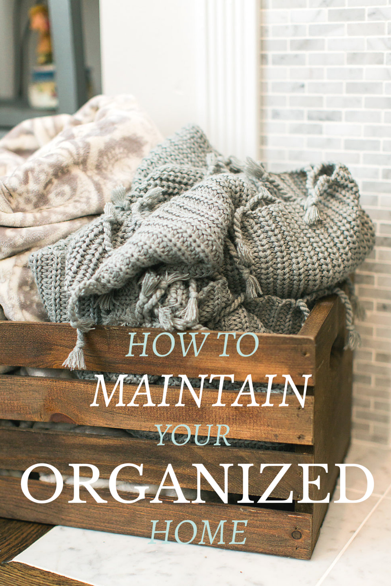 Organization Maintenance-Sadie Road
