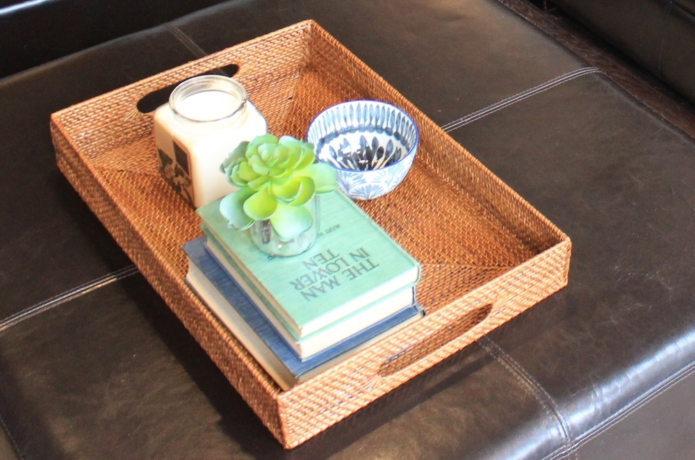 Coffee table styling-Sadie Road