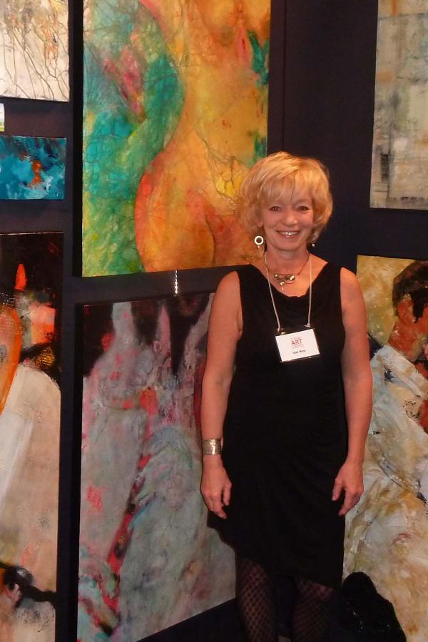 Meet Canadian Artist Val Roy