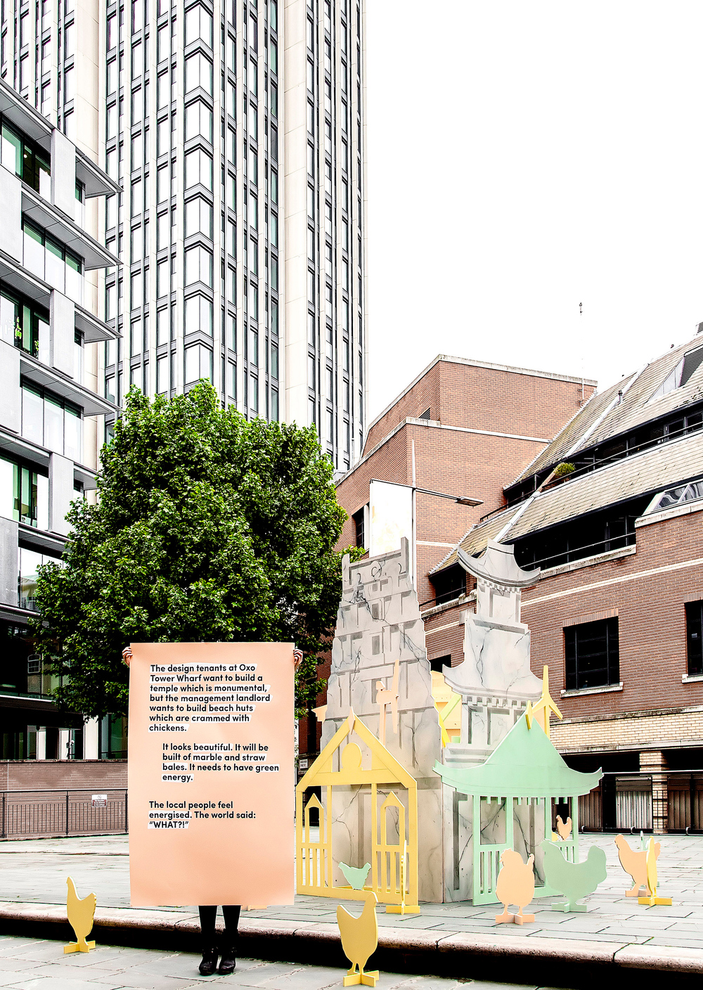 Projects-Office_OXO-Tower_Exhibition_Installation-with-poster