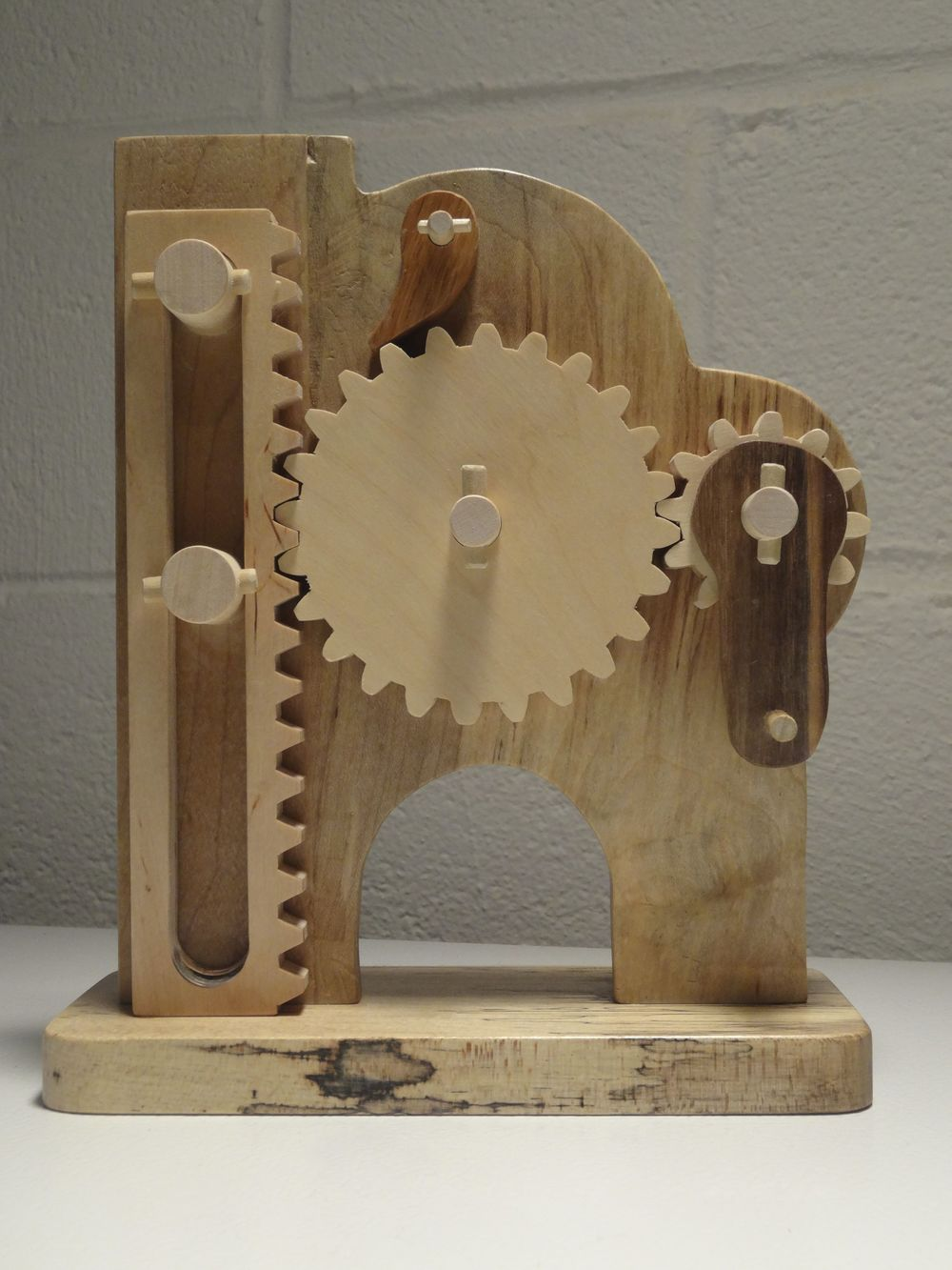 Screwjack Toy